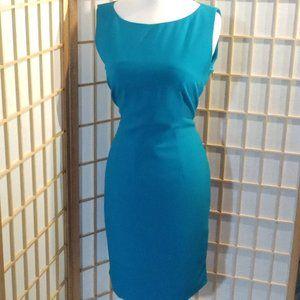 Calvin Klein Sz 10 Sheath Dress